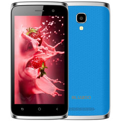 BLUBOO Mini 8GB Network: 3G 4.5 inch Android 6.0 MTK6580M Quad Core up to 1.3GHz RAM: 1GB(Blue)