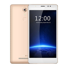 LEAGOO T1 Stylish Selfie Phone 16GB Network: 4G Smart Selfie 2.0 0.19s Fingerprint ID 3.0 5.0 inch 2.5D Arc IPS Display LEAGOO OS 2.0 Based on Android 6.0 OS MT6737 Quad Core RAM: 2GB(Gold)