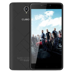 CUBOT Max 32GB Network: 4G 4100mAh Big Battery Support 2.4GHz / 5GHz Dual Band WiFi 6.0 inch Big IPS Screen Display Android 6.0 OS MT6753A Octa Core RAM: 3GB(Black)
