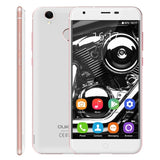OUKITEL K7000 16GB Network: 4G Fingerprint Identification 5.0 inch 2.5D Polished Android 6.0 MTK6737 Quad Core up to 1.3GHz RAM: 2GB(Rose Gold)