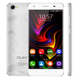 [HK Stock] OUKITEL C5 Pro 2GB+16GB 5.0 inch Android 6.0 MTK6737 Quad Core up to 1.3GHz Network: 4G Dual SIM OTA(Silver)