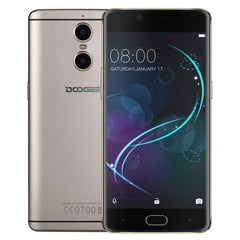 DOOGEE Shoot 1 16GB Network: 4G Dual Rear Cameras DTouch Fingerprint 5.5 inch 2.5D Android 6.0 MTK6737T Quad Core up to 1.45GHz RAM: 2GB OTG WiFi BT GPS (Gold)