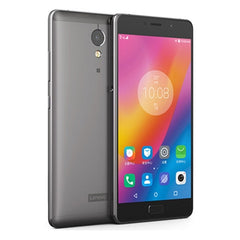 Lenovo P2 (P2c72) 4GB+64GB Fingerprint Identification 5.5 inch 2.5D Android Snapdragon 625 Octa Core up to 2.0GHz Network: 4G NFC OTG BT WiFi GPS Dual SIM(Black)