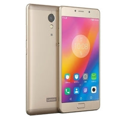 Lenovo P2 (P2c72) 4GB+64GB Fingerprint Identification 5.5 inch 2.5D Android Snapdragon 625 Octa Core up to 2.0GHz Network: 4G NFC OTG BT WiFi GPS Dual SIM(Gold)