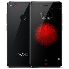 ZTE Nubia Z11 Mini NX529J 3GB+64GB Fingerprint Identification 5.0 inch Noubia UI 3.9.6 (Android 5.1) Qualcomm Snapdragon 617 (MSM8952) Octa Core 4 x 1.5GHz + 4 x 1.2GHz Network: 4G(Black)