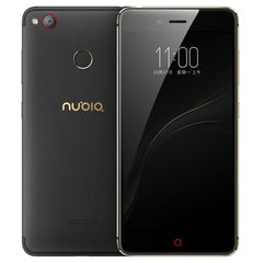 ZTE Nubia Z11 MiniS NX549J 4GB+64GB Fingerprint Identification 5.2 inch Nubia UI 4.0 (Android 6.0) Qualcomm Snapdragon 625 (MSM8953) Octa Core up to 2.0GHz Network: 4G(Black)