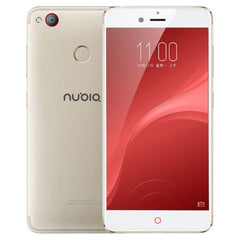 ZTE Nubia Z11 MiniS NX549J 4GB+64GB Fingerprint Identification 5.2 inch Nubia UI 4.0 (Android 6.0) Qualcomm Snapdragon 625 (MSM8953) Octa Core up to 2.0GHz Network: 4G(Gold)