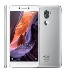 Coolpad Cool 1C 3GB+32GB 5.5 inch Android 6.0 Qualcomm Snapdragon MSM8976 Octa Core 4xA72 1.8GHz + 4xA53 1.4GHz Network: 4G GPS OTG(Silver)