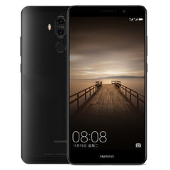 Huawei Mate 9 MHA-AL00 6GB+128GB Dual Rear Cameras Fingerprint Identification 5.9 inch EMUI 5.0 (Android 7.0) Kirin 960 Octa Core up to 2.4GHz Network: 4G OTG(Black)