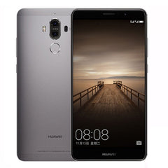 Huawei Mate 9 MHA-AL00 4GB+32GB Dual Rear Cameras Fingerprint Identification 5.9 inch EMUI 5.0 (Android 7.0) Kirin 960 Octa Core up to 2.4GHz Network: 4G OTG(Grey)