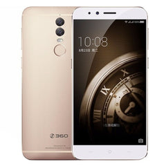 360 Q5 / 1515-A01 4GB+128GB Dual Back Cameras Fingerprint Identification 5.5 inch Android 6.0 Qualcomm Snapdragon 625 Octa Core 1.8GHz Support OTG Dual SIM Network: 4G(Gold)