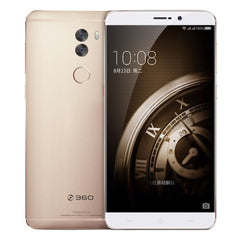 360 Q5 Plus / 1509-A00 6GB+128GB Dual Back Cameras Fingerprint Identification 6 inch Android 6.0 Qualcomm Snapdragon 820 Quad Core 2.15GHz Support OTG Dual SIM Network: 4G(Gold)