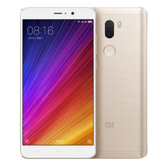 Xiaomi MI 5s Plus 128GB Network: 4G Dual Rear Cameras Fingerprint Identification Infrared Remote 5.7 inch 2.5D MIUI 8.0 Snapdragon 821 Quad Core up to 2.35GHz RAM: 6GB(Gold)