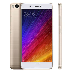 Xiaomi MI 5s 64GB Network: 4G Ultrasonic Fingerprint Identification 5.15 inch 2.5D MIUI 8.0 Snapdragon 821 Quad Core up to 2.15GHz RAM: 3GB(Gold)