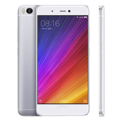 Xiaomi MI 5s 64GB Network: 4G Ultrasonic Fingerprint Identification 5.15 inch 2.5D MIUI 8.0 Snapdragon 821 Quad Core up to 2.15GHz RAM: 3GB(Silver)