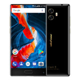 [HK Stock] Ulefone MIX 4GB+64GB Front Fingerprint Identification Dual Back Cameras 5.5 inch Android 7.0 MTK6750T Octa Core 64-bit up to 1.5GHz OTG Network: 4G Dual SIM (Black)