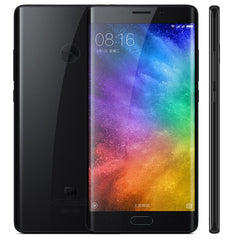Xiaomi Note 2 64GB Network: 4G Fingerprint Identification Infrared Remote QC 3.0 5.7 inch Dual Edge 3D Arc Snapdragon 821 Quad Core up to 2.35GHz RAM: 4GB(Black)