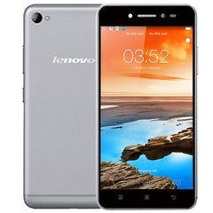 Lenovo S90-U 2GB+32GB 5.0 inch Android 4.4 Qualcomm Snapdragon 410 MSM8916 Quad Core up to 1.2GHz Network: 4G Dual SIM WiFi BT GPS(Grey)