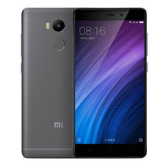 Xiaomi Redmi 4 2GB+16GB Fingerprint Identification Infrared Remote 4100mAh Battery 5.0 inch MIUI 8 Snapdragon 430 Otca Core up to 1.4GHz Network: 4G(Grey)