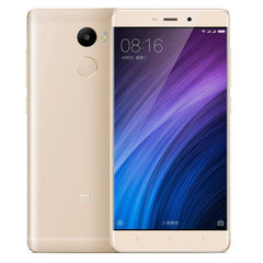 Xiaomi Redmi 4 2GB+16GB Fingerprint Identification Infrared Remote 4100mAh Battery 5.0 inch MIUI 8 Snapdragon 430 Otca Core up to 1.4GHz RAM: 2GB WiFi BT GPS(Gold)