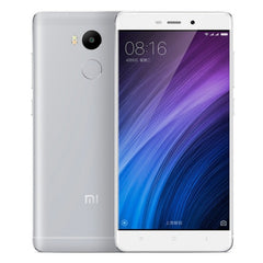 Xiaomi Redmi 4 2GB+16GB Fingerprint Identification Infrared Remote 4100mAh Battery 5.0 inch MIUI 8 Snapdragon 430 Otca Core up to 1.4GHz RAM: 2GB WiFi BT GPS(Silver)