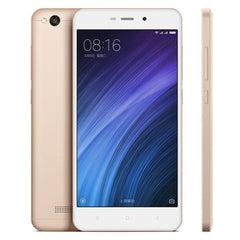 Xiaomi Redmi 4A 2GB+16GB Infrared Remote 5.0 inch MIUI 8 Snapdragon 425 Quad Core up to 1.4GHz Network: 4G(Gold)