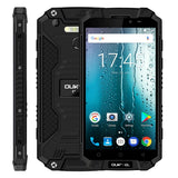 [HK Stock] OUKITEL K10000 MAX Triple Proofing Phone 3GB+32GB IP68 Waterproof Dustproof Shockproof 10000mAh Battery Fingerprint Identification 5.5 inch Android 7.0 MTK6753 Octa Core up to 1.3GHz Dual SIM (Black)