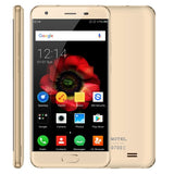 [HK Stock] OUKITEL K4000 Plus 2GB+16GB Dual OS Fingerprint Identification 4100mAh Large Capacity Battery 5.0 inch 2.5D Curved Anti-smashing Screen Android 6.0 MTK6737 Quad Core up to 1.3GHz Network: 4G Dual SIM GPS OTA FM(Gold)