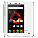 [HK Stock] OUKITEL K4000 Plus 2GB+16GB Dual OS Fingerprint Identification 4100mAh Large Capacity Battery 5.0 inch 2.5D Curved Anti-smashing Screen Android 6.0 MTK6737 Quad Core up to 1.3GHz Network: 4G Dual SIM GPS OTA FM(White)