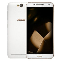 ASUS Pegasus 2 Plus X550 16GB 5.5 inch Android 5.1 Qualcomm Snapdragon MSM8939 Octa Core 1.0GHz RAM: 3GB Network: 4G Dual SIM NFC (White + Rose Gold)(White)