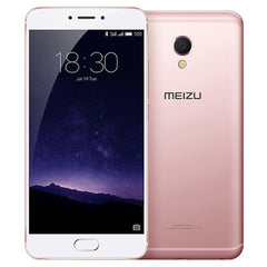 Meizu MX6 M685Q 3GB+32GB mTouch Fingerprint Identification mCharge 24W Quick Charge SONY IMX386 CMOS Camera 5.5 inch Screen Meizu Flyme 5.2 Android 6.0 OS Helio X20 Ten Core 2.3GHz Network: 4G/3G/2G(Rose Gold)