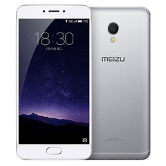 Meizu MX6 M685Q 3GB+32GB mTouch Fingerprint Identification mCharge 24W Quick Charge SONY IMX386 CMOS Camera 5.5 inch Screen Meizu Flyme 5.2 Android 6.0 OS Helio X20 Ten Core 2.3GHz Network: 4G/3G/2G(Silver)