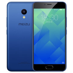 Meizu M5 M611A 3GB+32GB mTouch Fingerprint Identification Dual SIM Dual Camera 5.2 inch 2.5D Arc Curved Screen Meizu Flyme 5 (Based on Android 6.0 OS) MT6750 Octa Core 1.5GHz Network: 4G/3G/2G(Dark Blue)