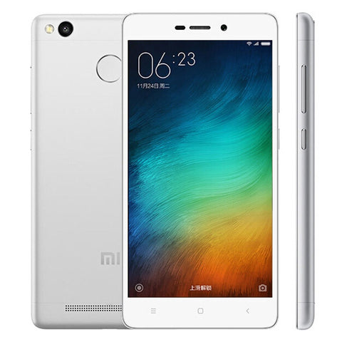 Xiaomi Redmi 3S 16GB, Network: 4G (White)