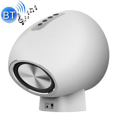 Baseus E25 Hi-one NFC Multifunctional 2.1EDR Wireless Bluetooth Speaker for Smartphones(White)