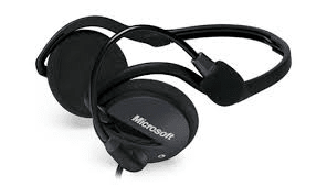 Microsoft Headphone Lx 2000