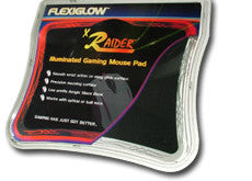 Mousepad: Flexiglow Glass & Led Tri