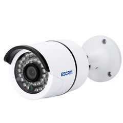 ESCAM Bolt QD410 1/3 inch CMOS 4.0MP Bullet IP Camera Support Motion Detection / Night Vision IR Distance: 15m