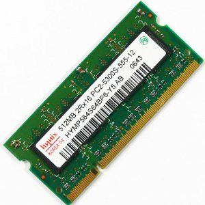 Notebook 512Mb Ddr2 667Mhz Mem Hynix