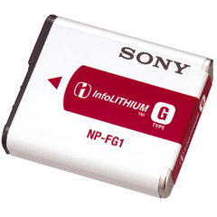 Sony Cybershot Rechargeable Battery Pack