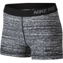 "Nike Pro 3"" Static gym pants pants cool grey and black - M"