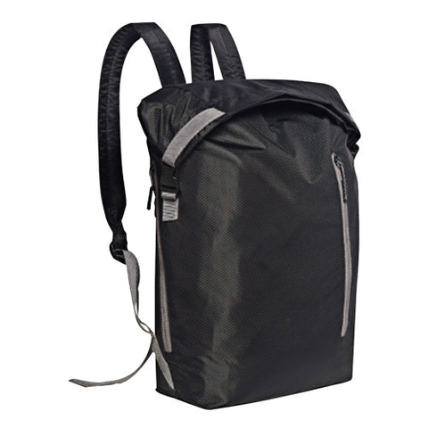 Original Xiaomi Fashionable and Multifunctional 20L Nylon Fabric Backpack Travelling Bag Size: 41.5cm * 28.5cm * 10.5cm(Black)