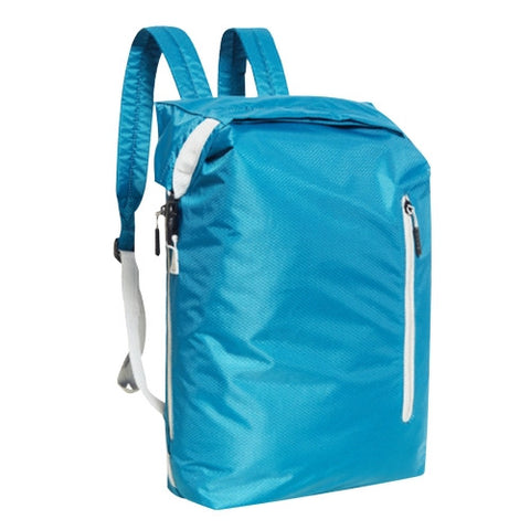 Original Xiaomi Fashionable and Multifunctional 20L Nylon Fabric Backpack Travelling Bag Size: 41.5cm * 28.5cm * 10.5cm(Blue)