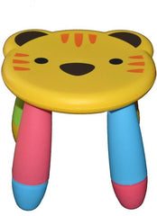 Kiddie Playroom Stool (Cat)