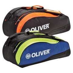 Oliver Top Pro Thermo squash bag - Blue and green