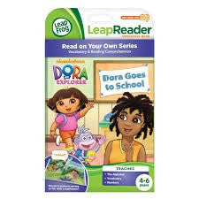 LeapFrog - Dora Goes to School