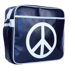 Peace And Love 13 Inches Bag