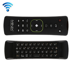 MINIX NEO A2 Lite 2.4G Wireless Keyboard + Air Mouse Support Six-axis Gyroscope Accelerometer for Windows & Android & Linux & Mac OS