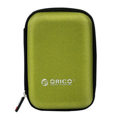 ORICO PHD-25 2.5 inch SATA HDD Case Hard Drive Disk Protect Cover Box(Green)