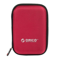 ORICO PHD-25 2.5 inch SATA HDD Case Hard Drive Disk Protect Cover Box(Red)